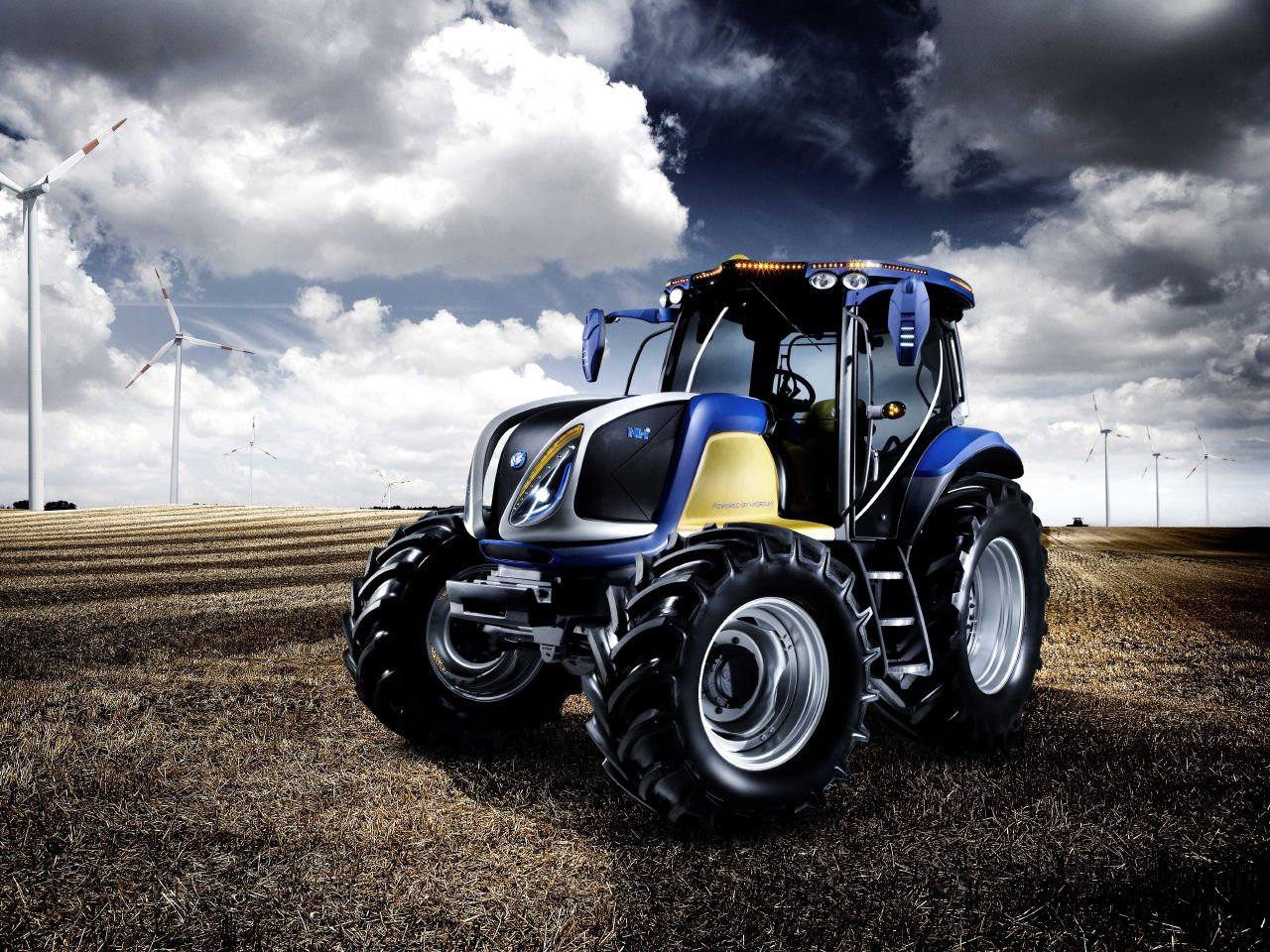 New Holland Agriculture Wallpapers